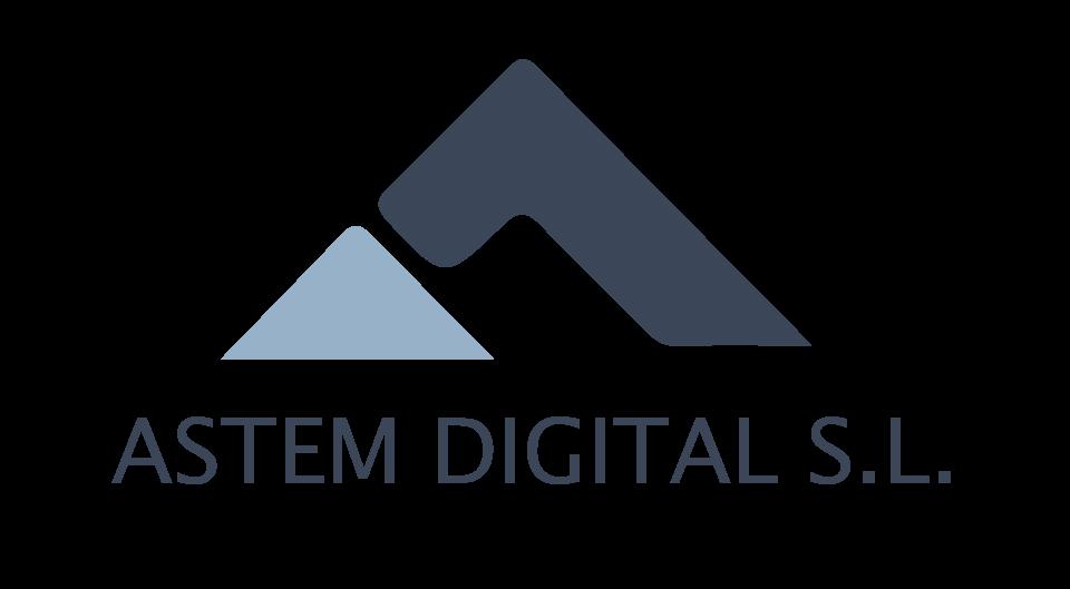 marketing digital y diseño web en alcoy astem logo